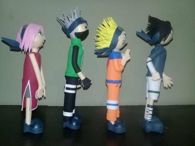 Coleção Naruto - Foto 3