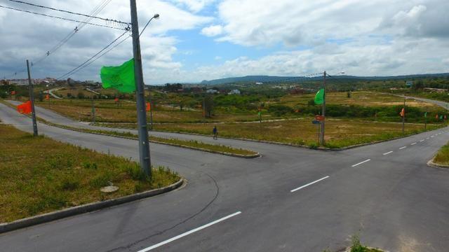 R$ 950 Terreno 12x30 pronto pra construir - Mensal de 950 reais no Indianopolis - Ligue Já - Foto 8