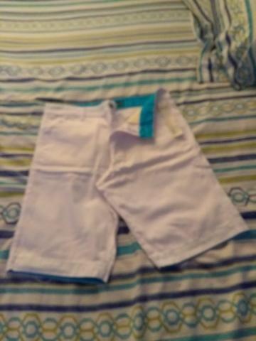 Short tamanho 14 e camiseta m - Foto 4