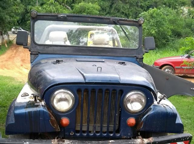 Vendo carroceria Jeep