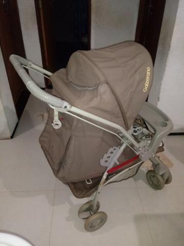 Carrinho de bebe R$250,00 - Foto 3