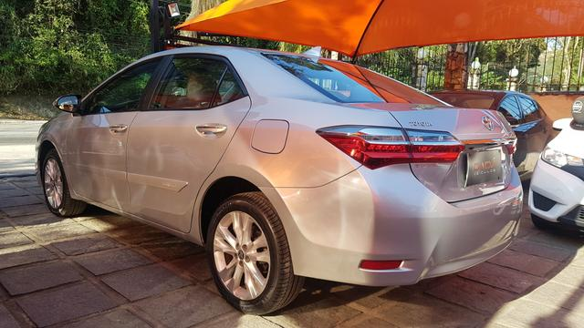 Toyota Corolla XEI 2018 único dono - Foto 3