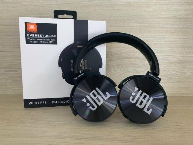 Fone de Ouvido JBL JB950 Bluetooth Android celular