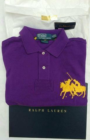 Polo Ralph Lauren /made in u.s.a  Produtos Originais   Off - Foto 2