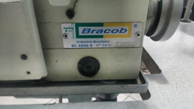 Máquina de Costura Galoneira Bracob Bc-4000-5 - Foto 5