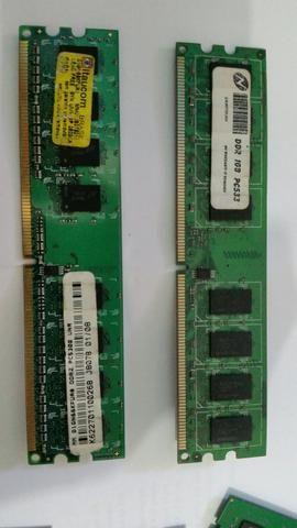 Memória RAM DDR2 2Giga