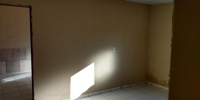 Aluga se um barracão 450 reais residencial Bela Vista. Proximo ao centro zoonoses - Foto 7