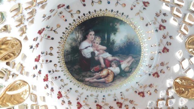 Peça de Porcelana importada dos Estados Unidos - Foto 3