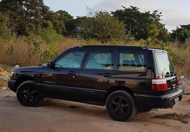 Subaru forester 4x4 awd
