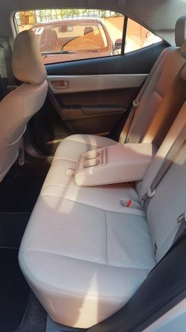 Toyota Corolla XEI 2018 único dono - Foto 7