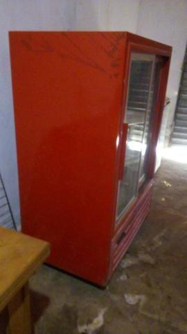 Freezer expositor vermelho - Foto 3