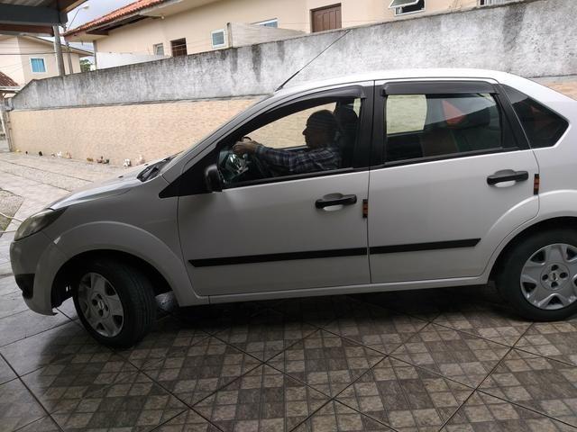 Fiesta sedan 1,6 2012