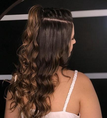 Maquiagem e penteados - Foto 2