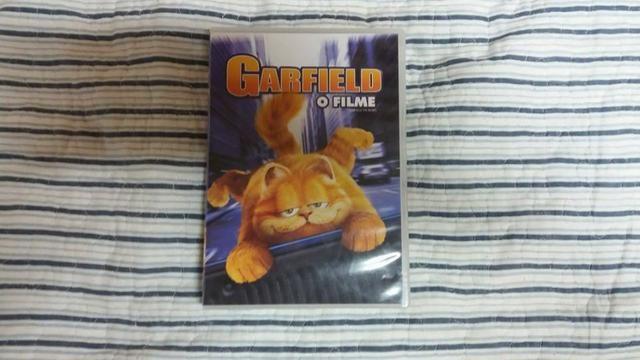 DVD filme Garfield