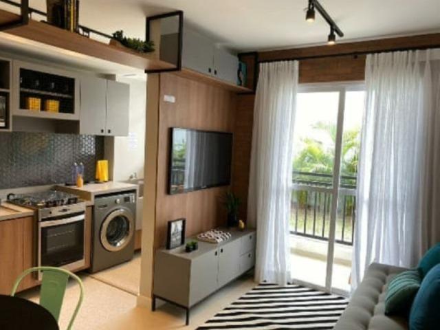 Apartamentos de 1 quarto para solteiros ou casados sem filhos - Foto 4