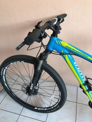 Bicicleta specialized Aro 29 + Acessórios - Foto 3