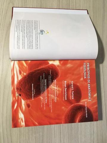 Livro - Princípios de Anatomia e Fisiologia - Foto 3