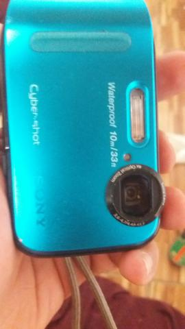 Camera Sony Cyber Shot a prova dgua - Foto 5