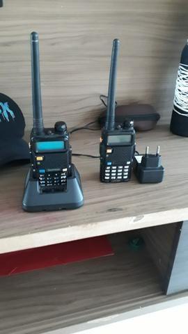Rádio comunicando