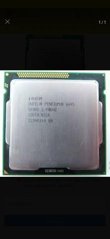 Pentium g 645 1155