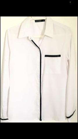Camisa social Feminina - Foto 2