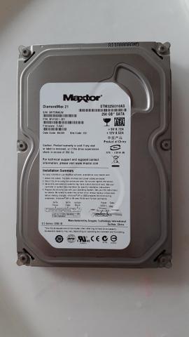 HD 250 Gb - Foto 3