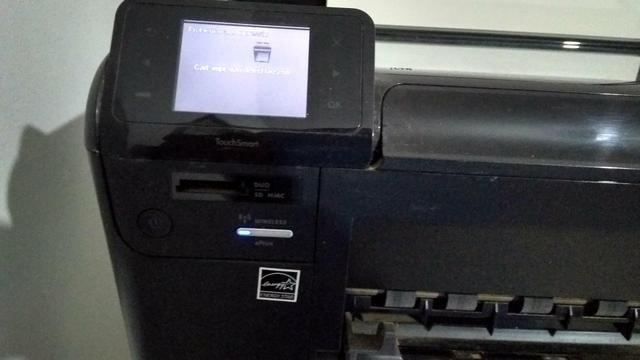 Multifuncional HP Photosmart Modelo D110a - Foto 2