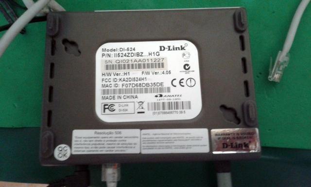 Roteador D-Link - Foto 4