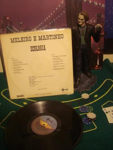 Lp disco vinil meleiro e martinho - Foto 2