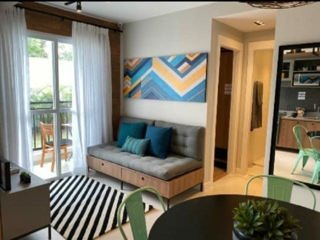 Apartamentos de 1 quarto para solteiros ou casados sem filhos - Foto 2