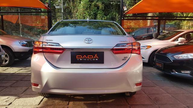 Toyota Corolla XEI 2018 único dono - Foto 4