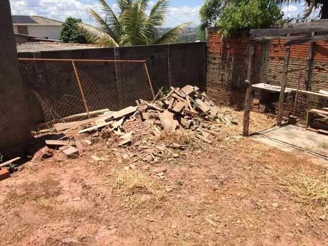 Casa inacabada de 3 qtos na entrada da Arniqueiras quadra 4 - Foto 13