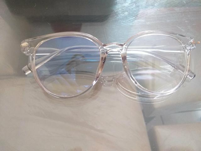 3b5f25501 Óculos transparente nunca usado - Bijouterias, relógios e acessórios ...