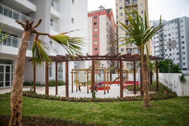 Apartamento portão, água verde, vila izabel, 3 suítes the square - Foto 8