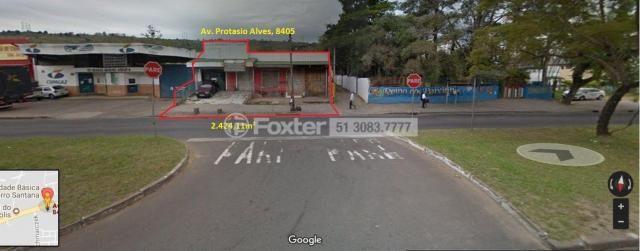 Terreno à venda em Protásio alves, Porto alegre cod:169556