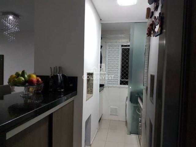 Apartamento 100 % mobiliado no são luiz, residencial villa siena. - Foto 5