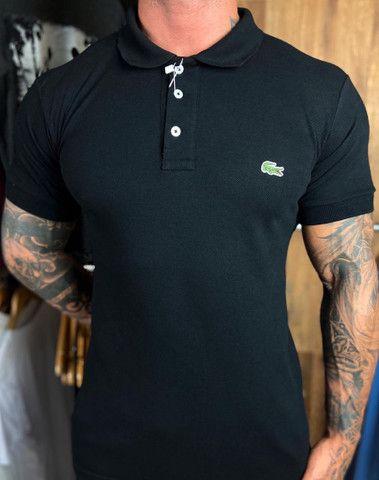 Camiseta gola polo Lacoste