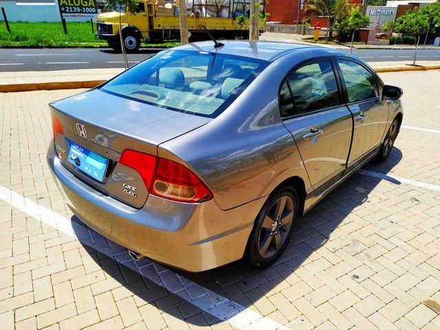 Honda Civic Lxs 2008 1.8 Flex Completo (Automático) - Foto 3