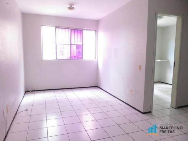 Apartamento com 2 dormitórios para alugar, 45 m² por R$ 909,00/mês - Parque Tabapua - Cauc - Foto 5