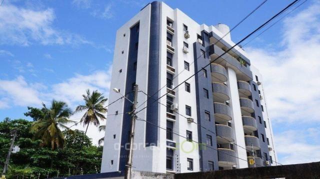 Apartamento à venda, 121 m² por R$ 359.000,00 - Altiplano - João Pessoa/PB