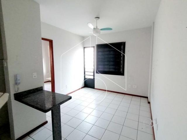 Apartamento à venda com 1 dormitórios em Boa vista, Marilia cod:V6390