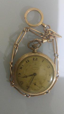 Relógio De Gibeira em ouro, marca Paragon - Foto 2