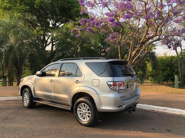 Vendo SW4 2014/2015 SRV 3.0 Diesel 4x4 - 7 lugares - Foto 3