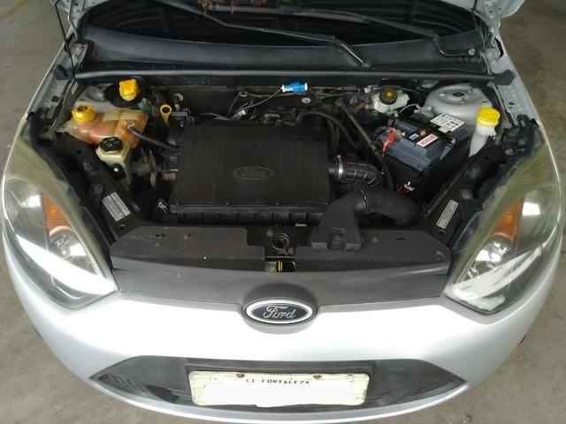 Ford fiesta 2014 (1.0 - prata) - Foto 5