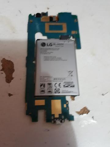 40 reais placa e bateria do celular k8 - Foto 2