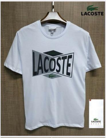 Camisas Lacoste AAA para pronta entrega