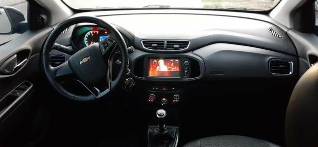 Vende-se Chevrolet Onix LTZ 1.4 semi novo modelo 2018 - Foto 7