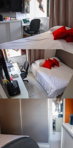 Vendo ágio de excelente apartamento no Jardins 1 - pronto para morar - Foto 2