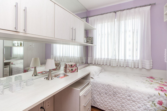 Apartamento santa candida entrada parcelada documentação inclusa # - Foto 5
