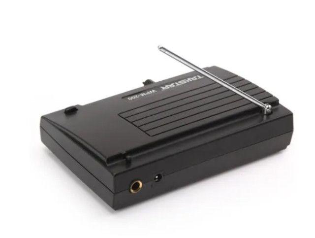 Takstar wpm 200 com dois receptores - Foto 6